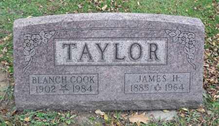 TAYLOR, BLANCH - Portage County, Ohio | BLANCH TAYLOR - Ohio Gravestone Photos