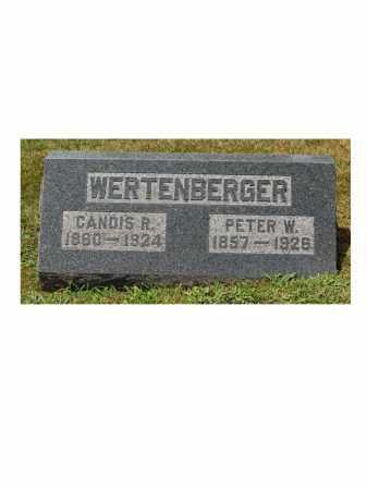 PETER W.,  - Portage County, Ohio |  PETER W. - Ohio Gravestone Photos