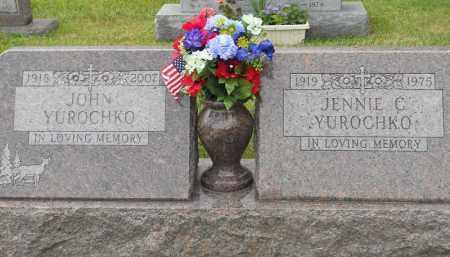 YUROCHKO, JOHN - Portage County, Ohio | JOHN YUROCHKO - Ohio Gravestone Photos