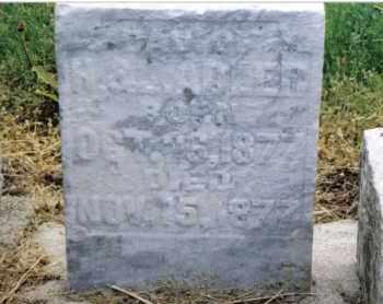 "ADLER, HENRIETTA ""RETTA"" - Preble County, Ohio   HENRIETTA ""RETTA"" ADLER - Ohio Gravestone Photos"