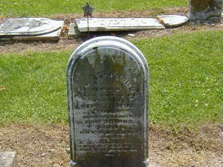 ARRASMITH, WILLIAM - Preble County, Ohio | WILLIAM ARRASMITH - Ohio Gravestone Photos