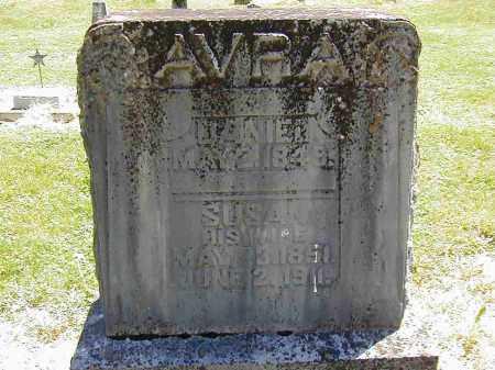 AVRA, DANIEL - Preble County, Ohio | DANIEL AVRA - Ohio Gravestone Photos