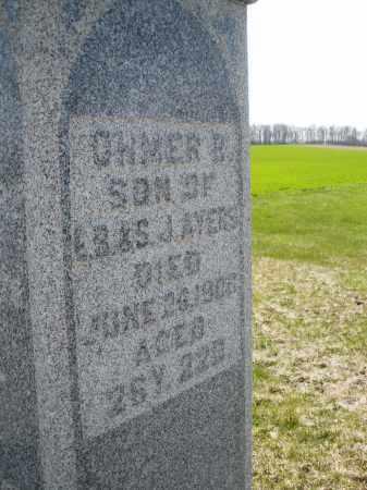 AYERS, OHMER - Preble County, Ohio   OHMER AYERS - Ohio Gravestone Photos