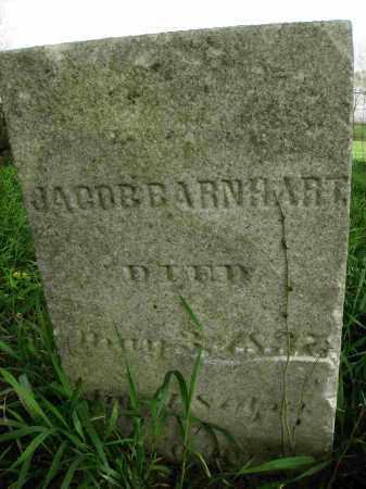 BARNHART, JACOB - Preble County, Ohio   JACOB BARNHART - Ohio Gravestone Photos