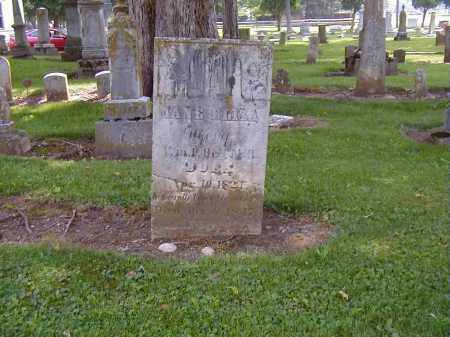 BELL, JANE ELIZA - Preble County, Ohio | JANE ELIZA BELL - Ohio Gravestone Photos