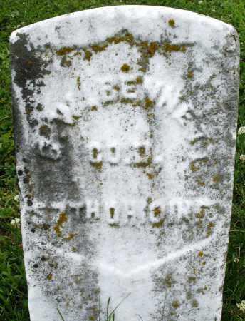 BENNETT, G.W. - Preble County, Ohio   G.W. BENNETT - Ohio Gravestone Photos