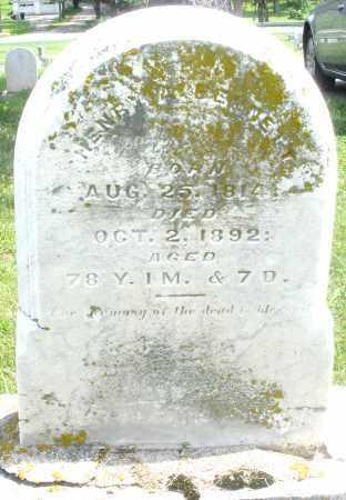 BENNETT, HENRY - Preble County, Ohio   HENRY BENNETT - Ohio Gravestone Photos
