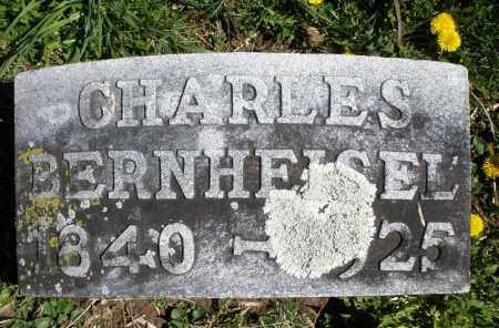 BERNHEISEL, CHARLES - Preble County, Ohio | CHARLES BERNHEISEL - Ohio Gravestone Photos