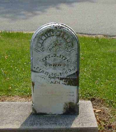 BLACK, DANIEL - Preble County, Ohio | DANIEL BLACK - Ohio Gravestone Photos