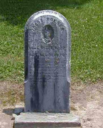 BOLSER, JACOB - Preble County, Ohio | JACOB BOLSER - Ohio Gravestone Photos