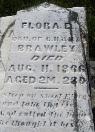 BRAWLEY, FLORA - Preble County, Ohio | FLORA BRAWLEY - Ohio Gravestone Photos