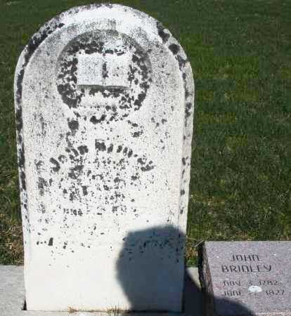 BRINLEY, JOHN - Preble County, Ohio | JOHN BRINLEY - Ohio Gravestone Photos