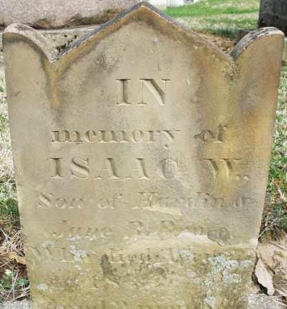 BRUCE, ISAAC W. - Preble County, Ohio | ISAAC W. BRUCE - Ohio Gravestone Photos