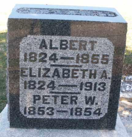 CASSAIRT, ALBERT - Preble County, Ohio | ALBERT CASSAIRT - Ohio Gravestone Photos