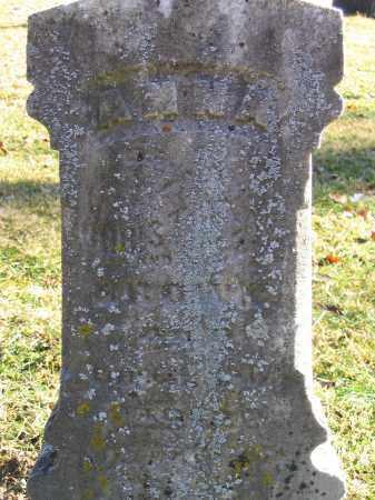 CHRISTMAN, ANNA - Preble County, Ohio | ANNA CHRISTMAN - Ohio Gravestone Photos