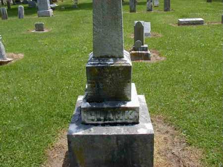 CLARK, MARY A. - Preble County, Ohio | MARY A. CLARK - Ohio Gravestone Photos