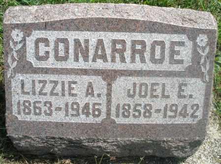 CONARROE, LIZZIE A. - Preble County, Ohio | LIZZIE A. CONARROE - Ohio Gravestone Photos