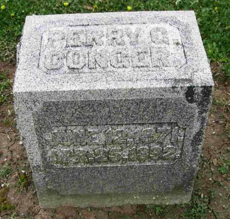 CONGER, PERRY G. - Preble County, Ohio | PERRY G. CONGER - Ohio Gravestone Photos