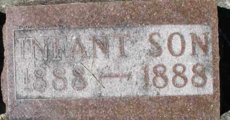 COX, INFANT SON - Preble County, Ohio   INFANT SON COX - Ohio Gravestone Photos