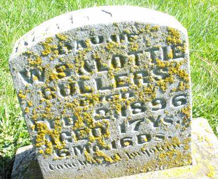CULLERS, MARY - Preble County, Ohio   MARY CULLERS - Ohio Gravestone Photos