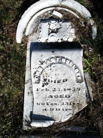 DOLLOFF, THOMAS F. - Preble County, Ohio   THOMAS F. DOLLOFF - Ohio Gravestone Photos