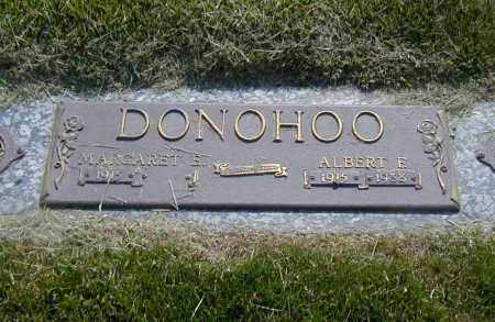 DONOHOO, ALBERT F. - Preble County, Ohio | ALBERT F. DONOHOO - Ohio Gravestone Photos