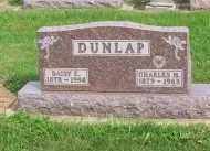 DUNLAP, CHARLES H. - Preble County, Ohio | CHARLES H. DUNLAP - Ohio Gravestone Photos