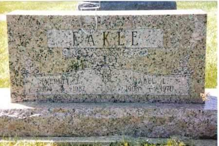 EAKLE, EVERETT J. - Preble County, Ohio | EVERETT J. EAKLE - Ohio Gravestone Photos