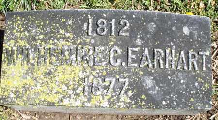EARHART, WILHEMINE C. - Preble County, Ohio   WILHEMINE C. EARHART - Ohio Gravestone Photos
