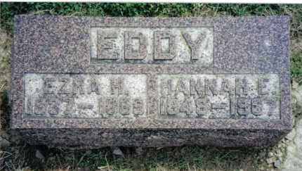 EDDY, EZRA H. - Preble County, Ohio | EZRA H. EDDY - Ohio Gravestone Photos