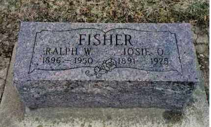 FISHER, RALPH W. - Preble County, Ohio | RALPH W. FISHER - Ohio Gravestone Photos