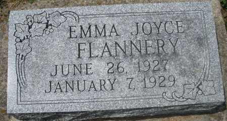 FLANNERY, EMMA JOYCE - Preble County, Ohio   EMMA JOYCE FLANNERY - Ohio Gravestone Photos