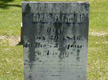 FLEMING, THOMAS - Preble County, Ohio | THOMAS FLEMING - Ohio Gravestone Photos