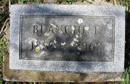 FLORY, BLANCHE - Preble County, Ohio   BLANCHE FLORY - Ohio Gravestone Photos