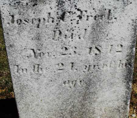 FREEL, JOSEPH C. - Preble County, Ohio | JOSEPH C. FREEL - Ohio Gravestone Photos