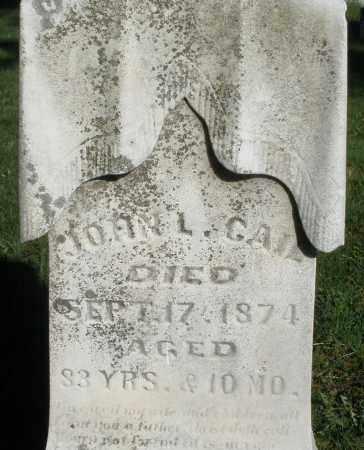 GAIL, JOHN L. - Preble County, Ohio | JOHN L. GAIL - Ohio Gravestone Photos