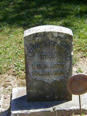 GAPIRELL, FRANK E. - Preble County, Ohio | FRANK E. GAPIRELL - Ohio Gravestone Photos