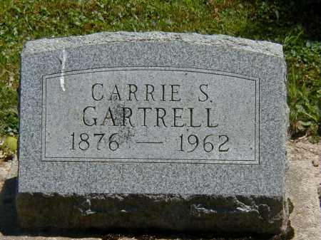 GARTRELL, CARRIE S. - Preble County, Ohio | CARRIE S. GARTRELL - Ohio Gravestone Photos