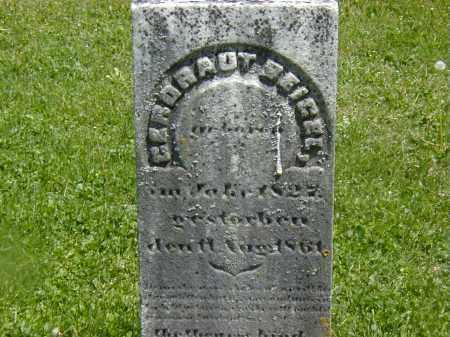 GEIGEL, GERDRAUT - Preble County, Ohio | GERDRAUT GEIGEL - Ohio Gravestone Photos