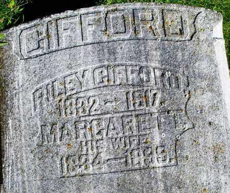 GIFFORD, MARGARETT - Preble County, Ohio   MARGARETT GIFFORD - Ohio Gravestone Photos