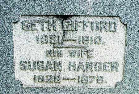 GIFFORD, SUSAN - Preble County, Ohio   SUSAN GIFFORD - Ohio Gravestone Photos