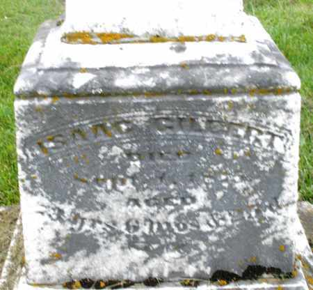 GILBERT, ISAAC - Preble County, Ohio | ISAAC GILBERT - Ohio Gravestone Photos