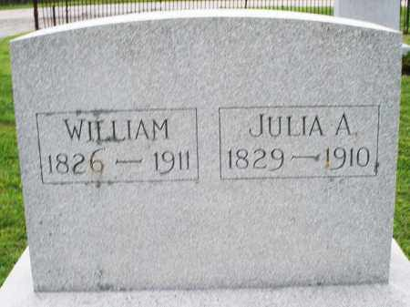 GILBERT, WILLIAM - Preble County, Ohio | WILLIAM GILBERT - Ohio Gravestone Photos