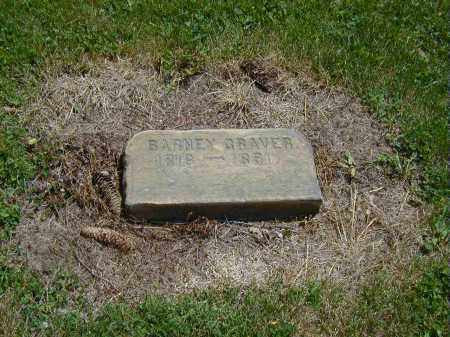 GRAVER, BARNEY - Preble County, Ohio | BARNEY GRAVER - Ohio Gravestone Photos