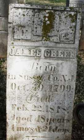 GREER, JAMES - Preble County, Ohio | JAMES GREER - Ohio Gravestone Photos