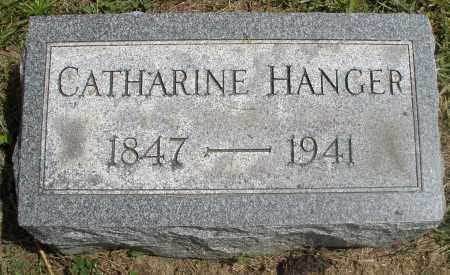 HANGER, CARHARINE - Preble County, Ohio | CARHARINE HANGER - Ohio Gravestone Photos