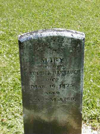 HARBAUGH, MARY - Preble County, Ohio | MARY HARBAUGH - Ohio Gravestone Photos