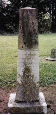 HARTER, HENRY - Preble County, Ohio   HENRY HARTER - Ohio Gravestone Photos