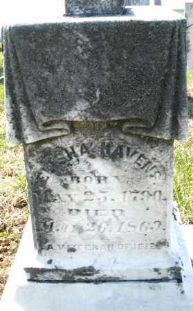 HAVENS, ELISHA - Preble County, Ohio | ELISHA HAVENS - Ohio Gravestone Photos