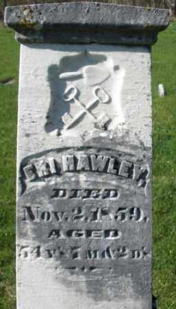 HAWLEY, ERI - Preble County, Ohio   ERI HAWLEY - Ohio Gravestone Photos